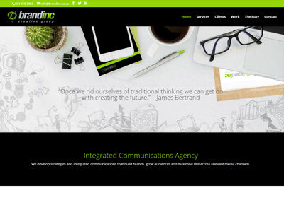 Brand Inc – Website Development