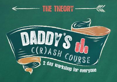 Daddy's Dragons – Branding