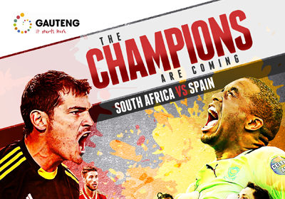 Safa – Match Programme Cover Design