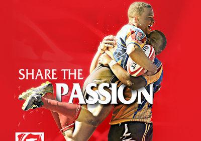 SA Rugby – Coca-Cola Craven Week Artwork