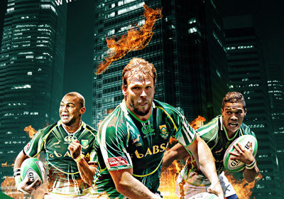 SA Rugby – Digital Marketing