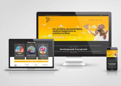 Elmarie de Vos inc – Website design and development